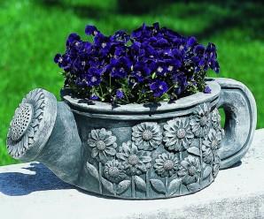 30 Beautiful & Unusual Garden Planters