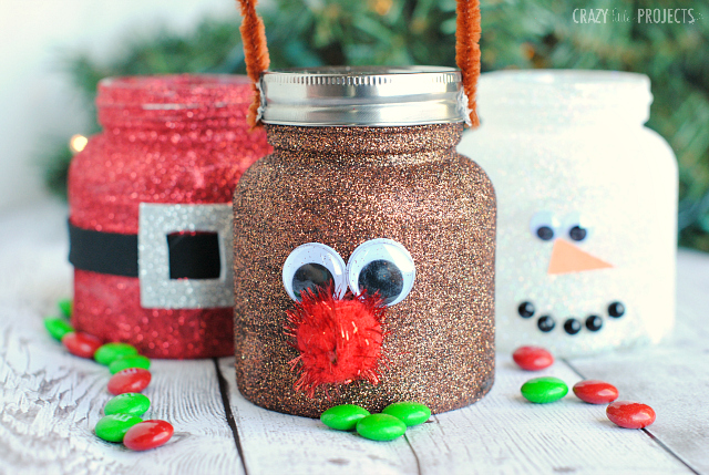 Crazy Treat Jars