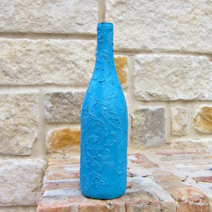DIY Decorative Bottle