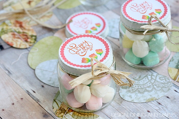 Easy Easter Favors
