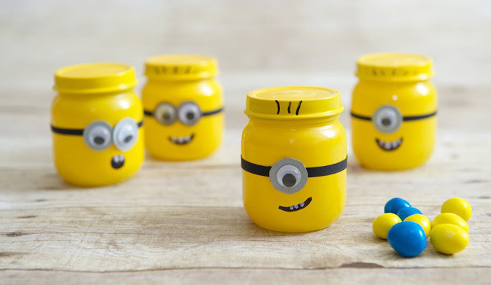 Minion Favor Jar Hero