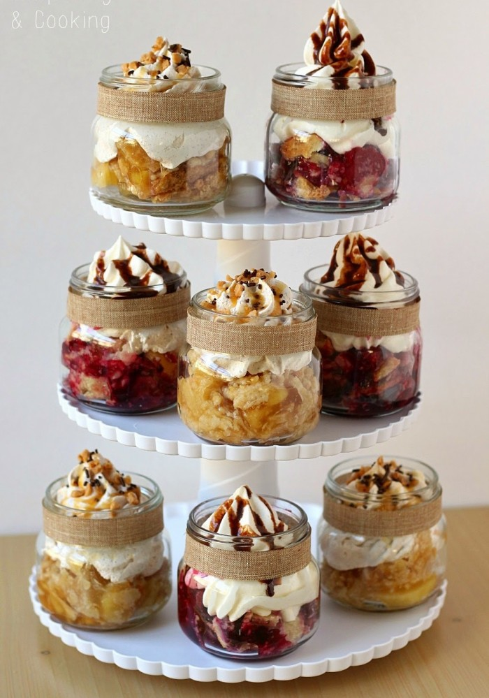 Plenty Pies in Jars