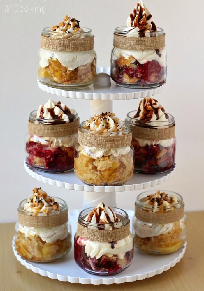 Plenty Pies in Jars