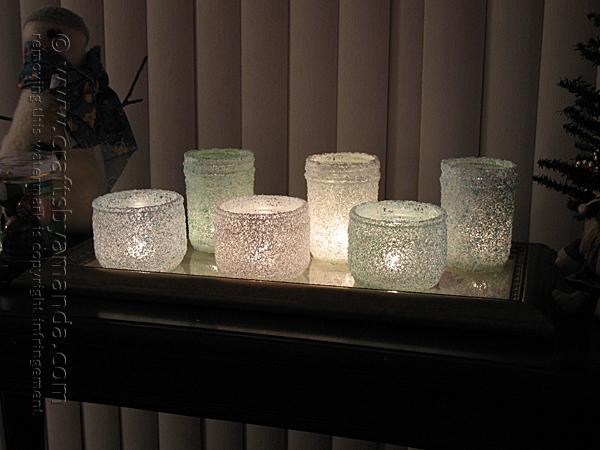 Salt Luminaries