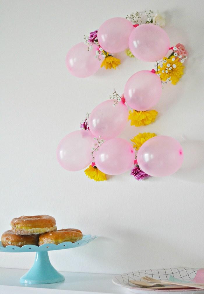 Balloon Flower Number