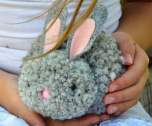 30 Awesome Ways to make Cute, Lovable Easter Bunnies