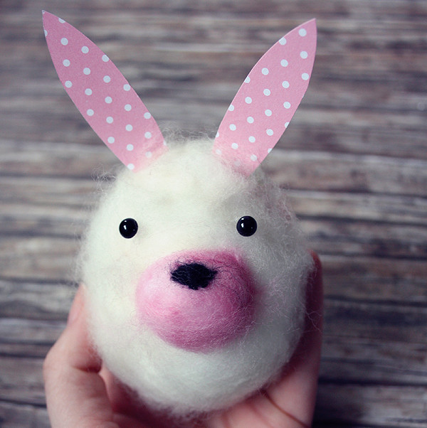 DIY Easter Bunny