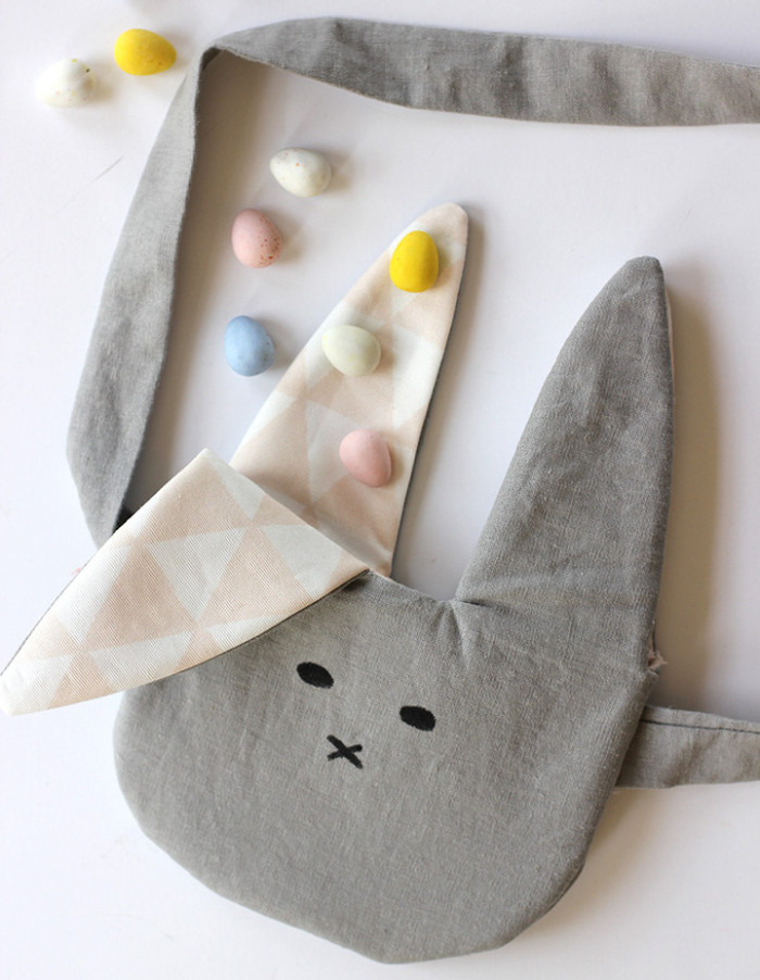 DIY Handmade Bunny Purse
