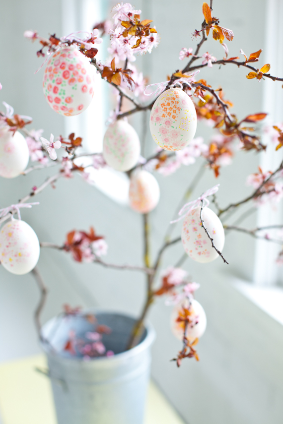 Decorative Egg Tree