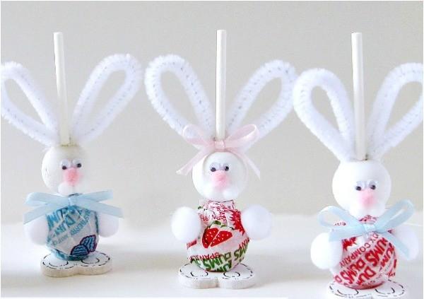 Easter Bunny Sucker