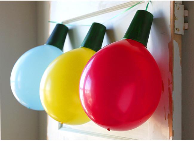 Giant Balloon Lights