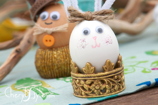 Egg Character Design Ideas : Most trendy ways to decorate easter eggs home designing