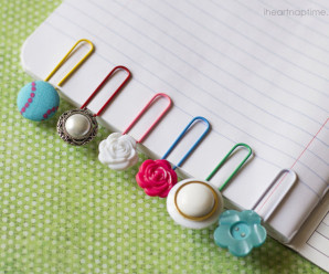30 Awesome Craft to do with Buttons