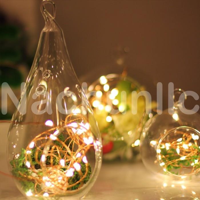 DIY Terrarium Lamps