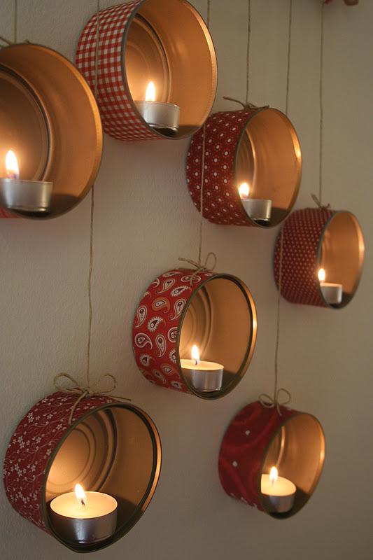 Lighting Tin Cans