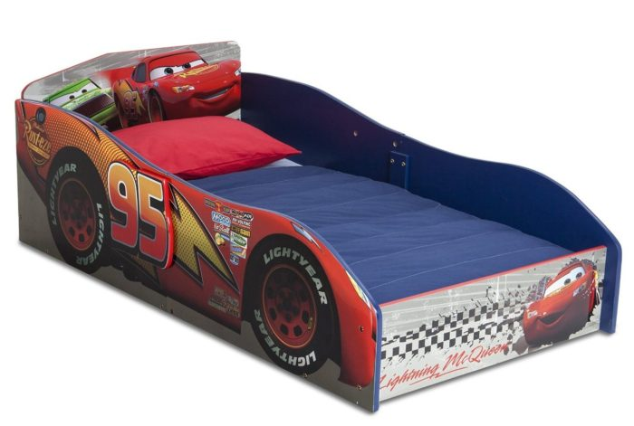 Pixar Cars Toddler Bed
