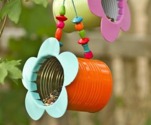 25 Ways to Convert Tin Cans into Something Beautiful
