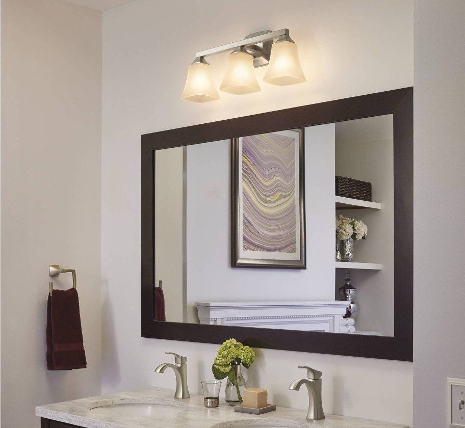 3 Paired Bathroom Light