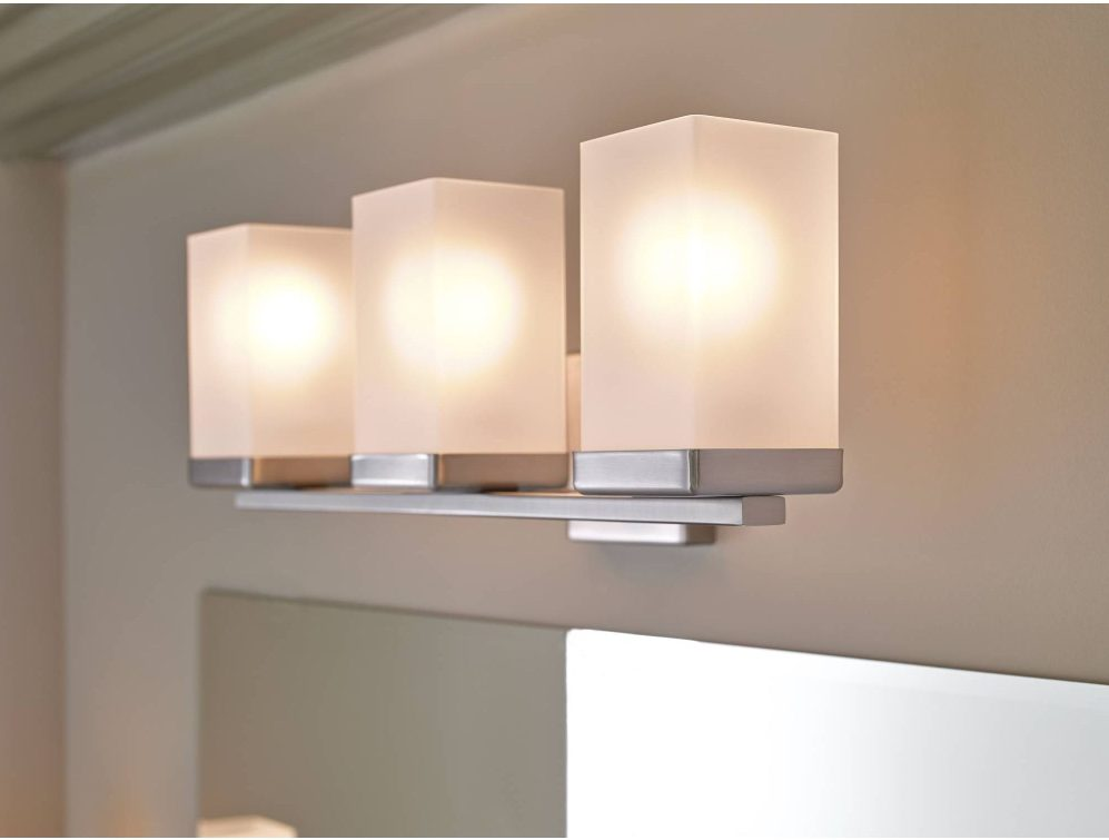 Rectangular Bath Lights