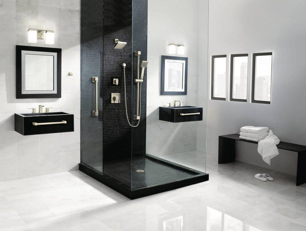 Wall Mounted Bathroom Light Design