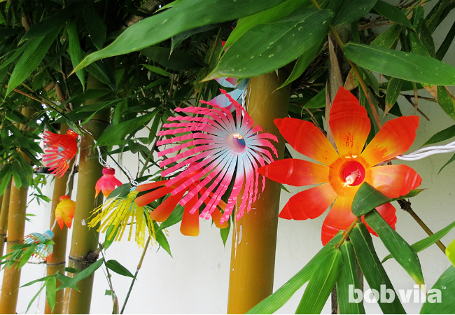 tropical outdoor lighting. diy outdoor lighting tropical