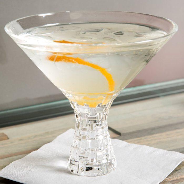 Dancing Stars Martini Glasses
