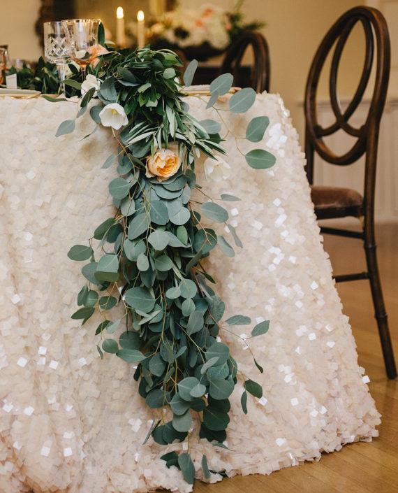 Elegant San Francisco Wedding Decor
