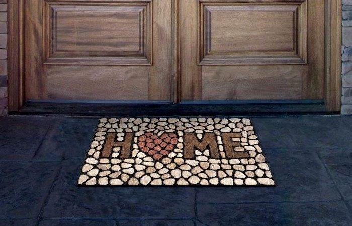 Home Stones Doormat