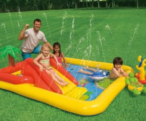 Summer Fun with Awesome Kiddie Pools