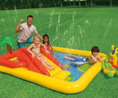 Ocean Inflatable Play Center