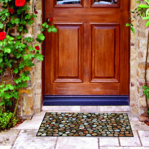 Pebble Beach Doormat