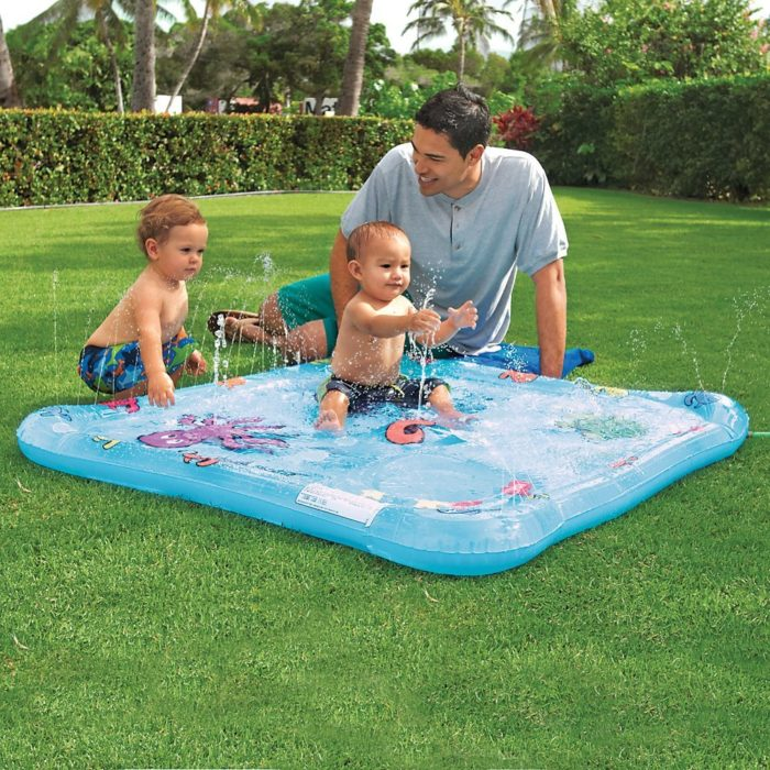 Squirt Baby Wading Pool