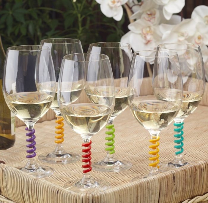 Stem Spring Wine Glasses