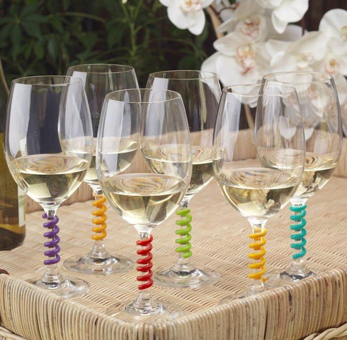 Stem Spring Wine Glasses