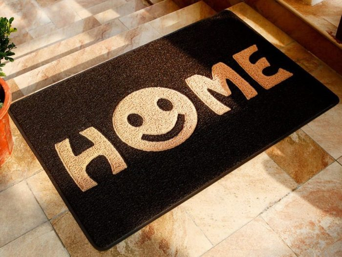 Stripe Home Doormat