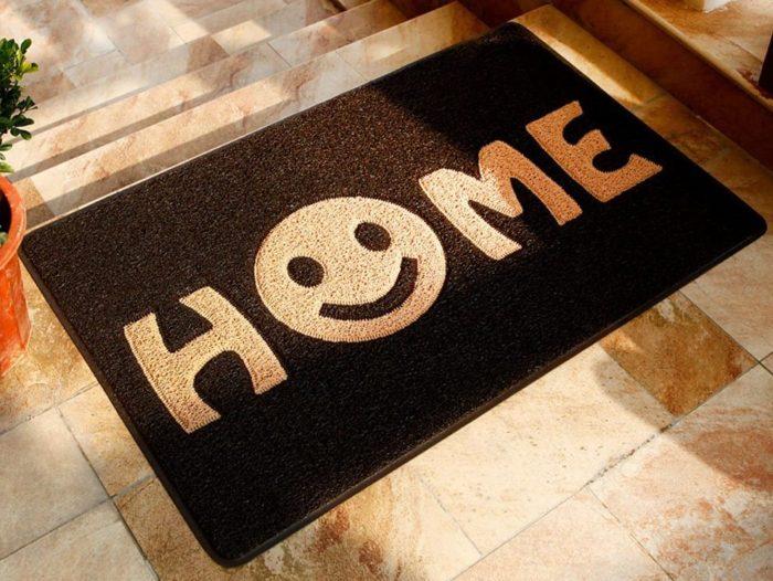 Stripe Home Doormat