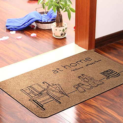 Water Absorption Doormat