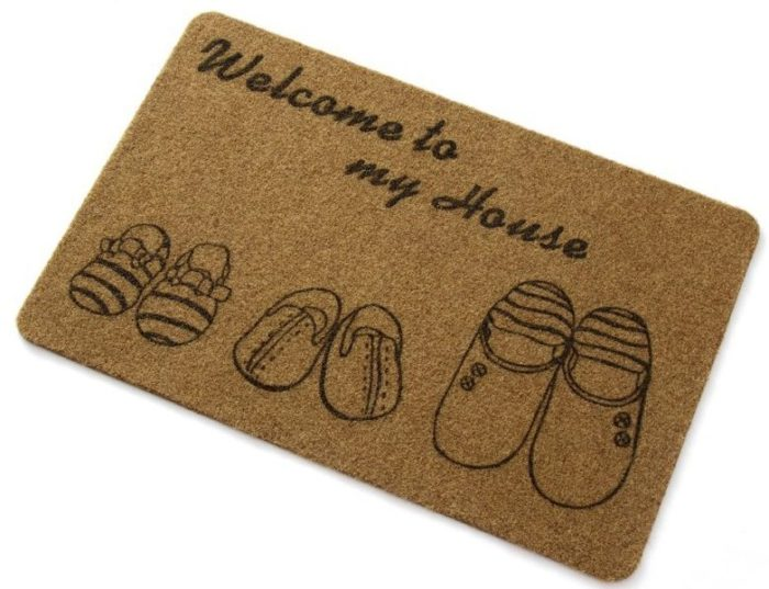 Welcome to my House Door Mat