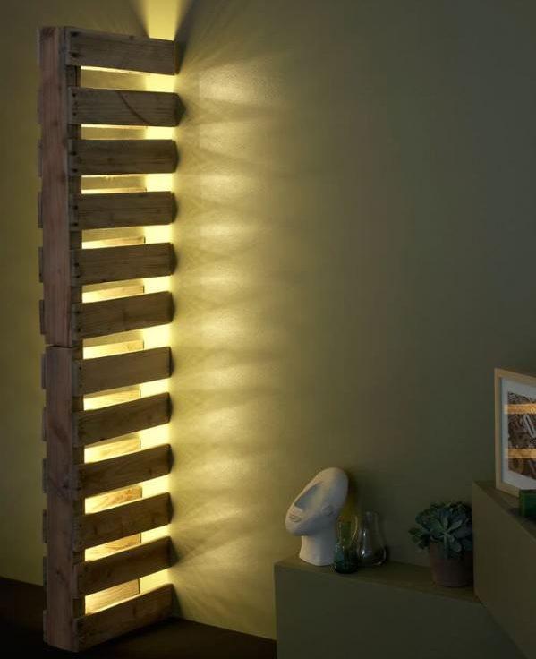 Alternative Pallet Lights