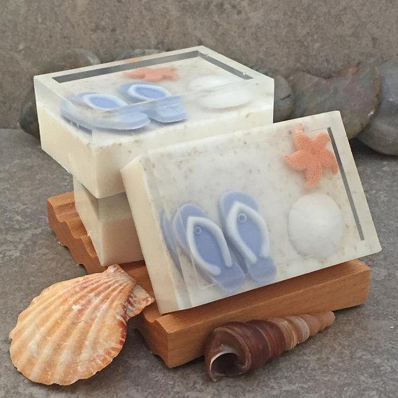 Beach Themed Soap