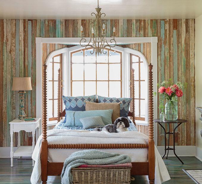 Bedroom Decor Pallet Wall