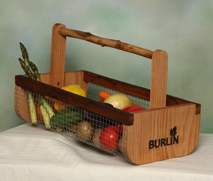 Garden Harvesting Basket