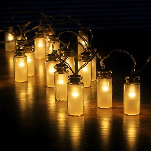 Glass Jar Fairy Lights