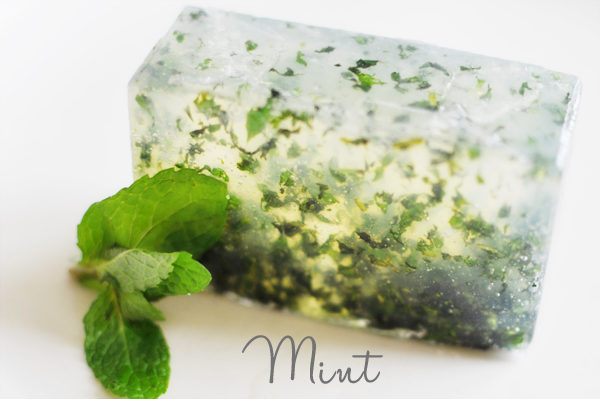 Handmade Mint Soap