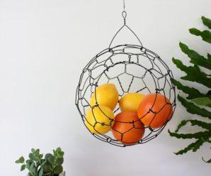27 Creative Fruit Storage Baskets