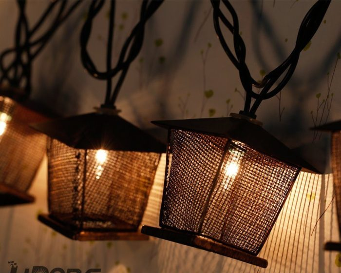 Lanterns String Lights
