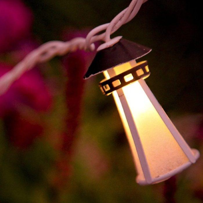 Lighthouse String Lights