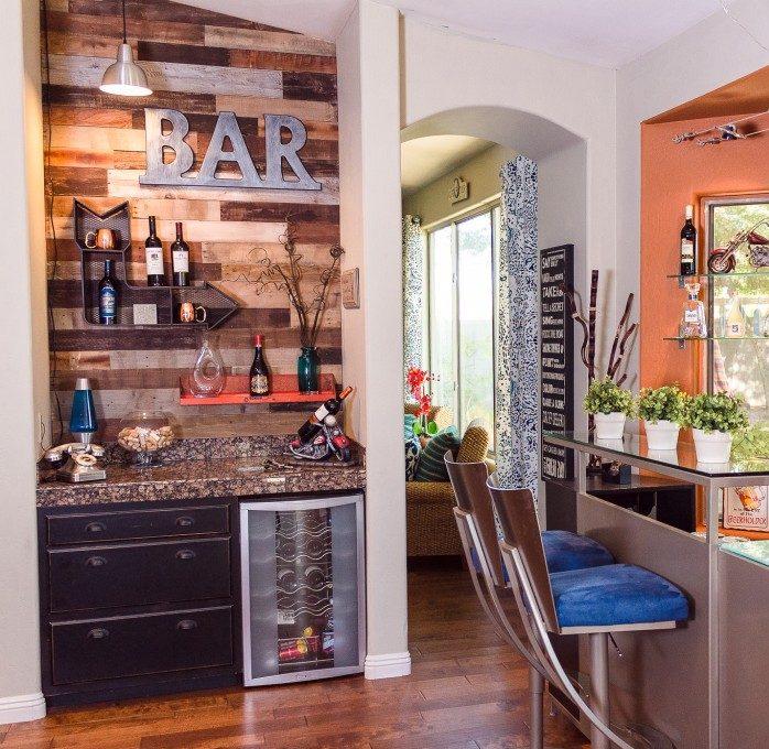 Designer Pallet Wall Patterns For Your Home Home Designing