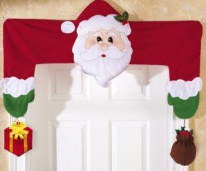 Lovable Christmas Curtain Designs
