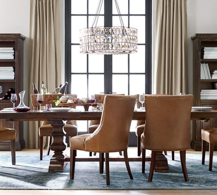 11 Most Elegant Chandelier Designs By Potterybarn Home